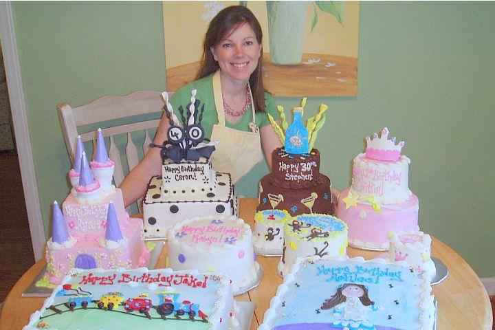 My Cake School- The Back Story... My Cake School