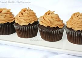 Fabulous Peanut Butter Frosting recipe by My Cake School!