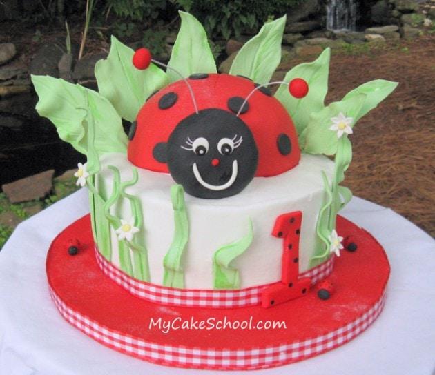 Ladybugcake