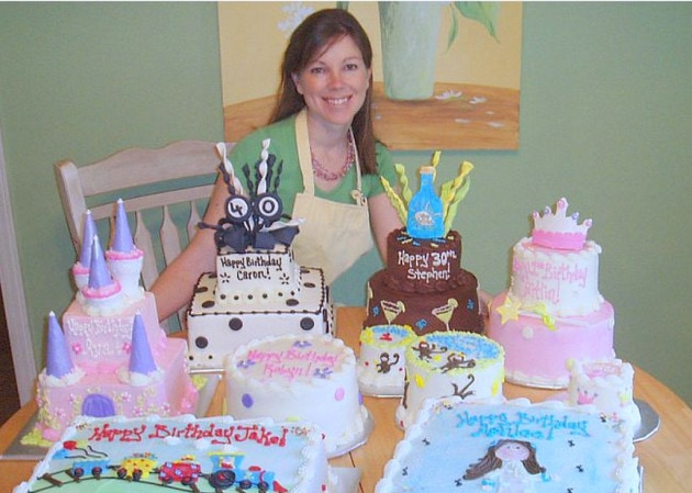 My Cake School- The Backstory…