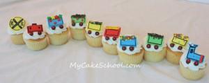 train cupcakesIMG_1021