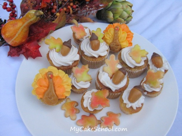 Fall into Cupcakes!