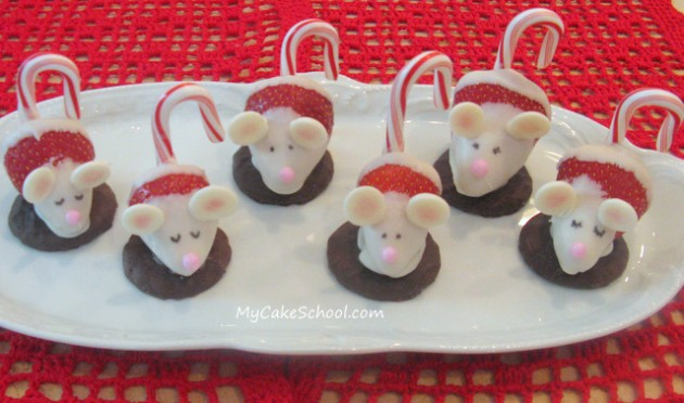 Not a Creature was Stirring~ Strawberry Mice Blog…