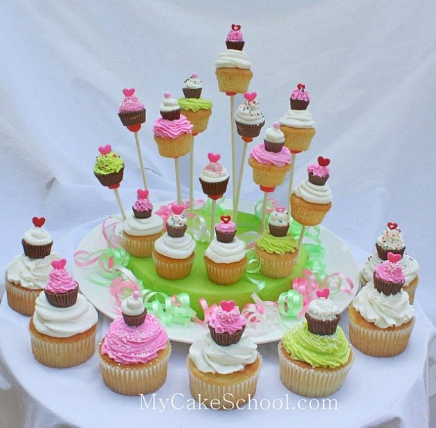 Your Cupcakes need little Cupcakes!