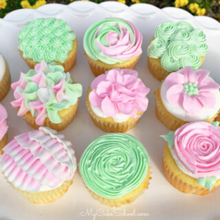 Cupcake Basics Tutorial