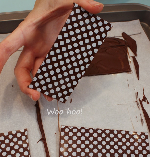 Chocolate Transfer Sheets are So Simple to Work With! Free Cake Tutorial by My Cake School!