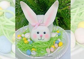 Sweet Bunny Cake Tutorial