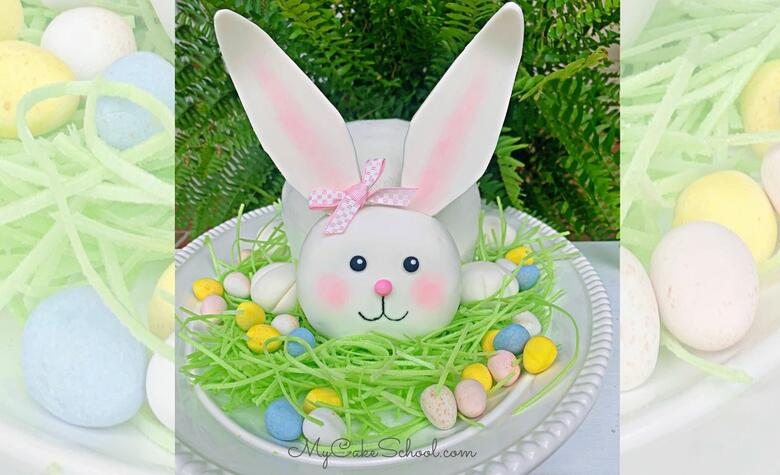 Sweet Bunny Cake Tutorial