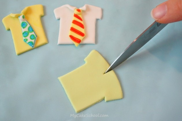 Father's Day Cupcake Tutorial by MyCakeSchool.com!