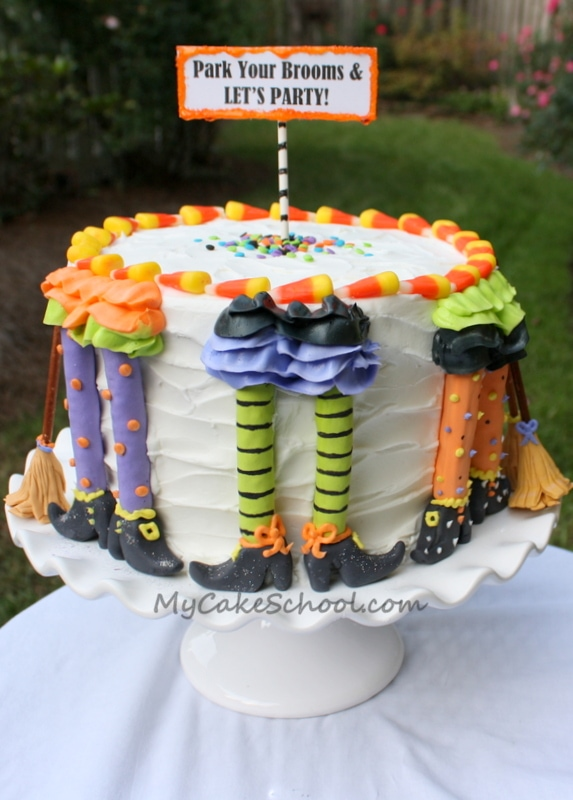 Best Decorated Halloween Cakes