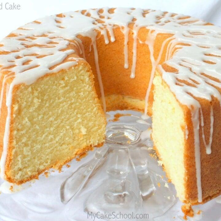 Pound Cake Recipe A Classic Southern Favorite My Cake School