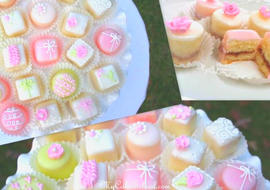 Learn How to Make Easy Petit Fours in this Free Cake Video Tutorial