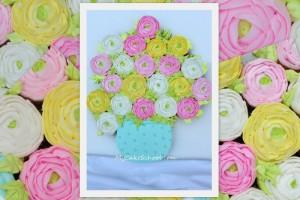 Ranunculus-Bouquet