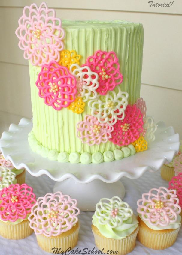 Melting Sugar For Cake Decorating