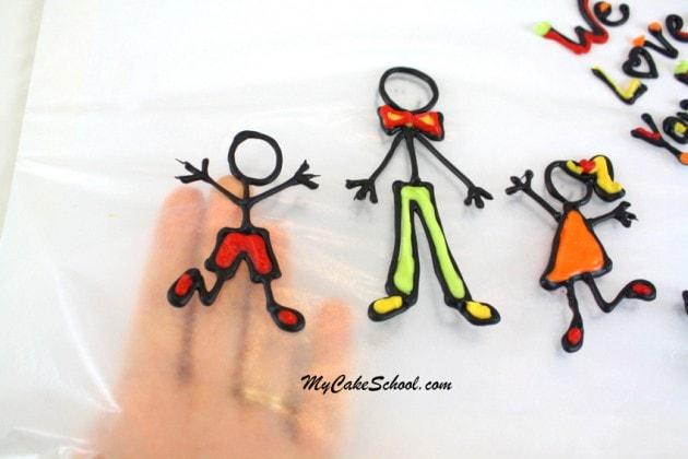 CUTE Father's Day Blog Tutorial by MyCakeSchool.com!