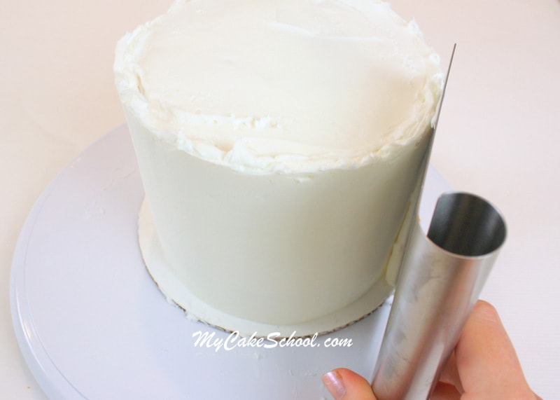 Easy Mug Cake for Father's Day or any day! Tutorial by MyCakeSchool.com. Online Cake Decorating Classes & Recipes!