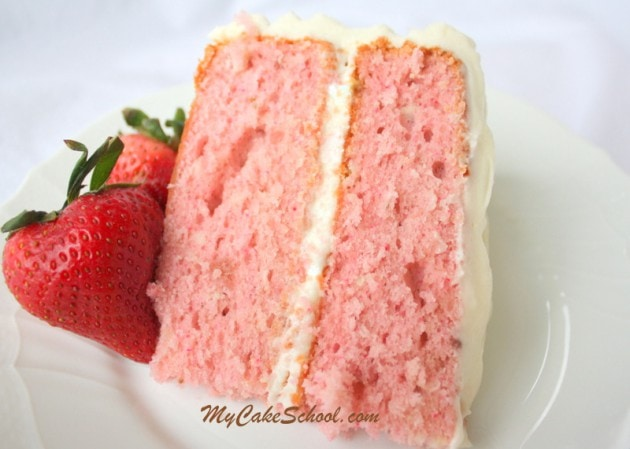 Strawberry Flavour Cake Images : Blog