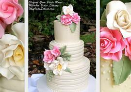 Elegant-Gum-Paste-Roses
