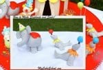 Elephants and Seals video from our Circus Cake!  MyCakeSchool.com