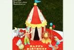 Circus Cake Tutorial-MyCakeSchool.com