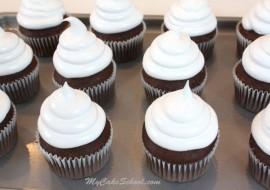 Hi-Hat Cupcakes Tutorial & Recipe~ MyCakeSchool.com