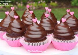 Hi-Hat Cupcakes! Tutorial by MyCakeSchool.com