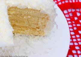 Yellow Cake Recipe by MyCakeSchool.com