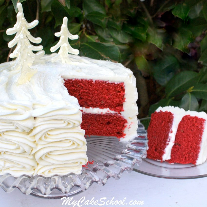 Red Cake Recipes From Scratch