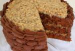German Chocolate Cake Recipe by MyCakeSchool.com