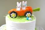 Carrot Car for Peeps! Cute tutorial by MyCakeSchool.com