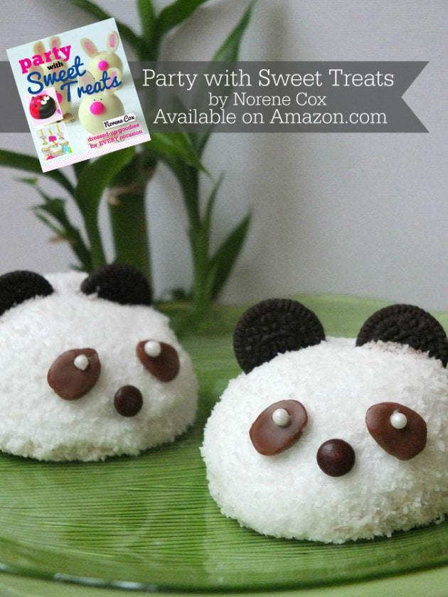 Panda Snack Cakes