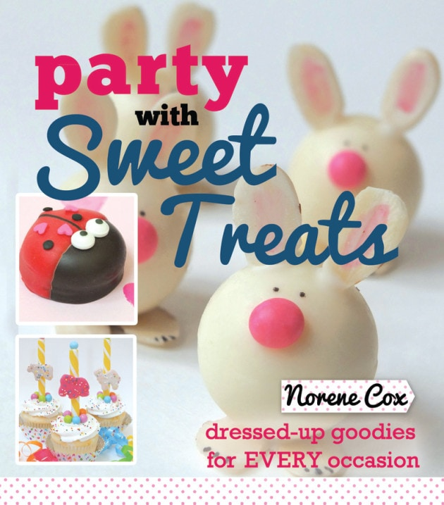 PartywithSweetTreats Front Cover