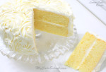 Delicious Scratch Lemon Cake Recipe by MyCakeSchool.com