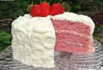 Strawberry Cake Recipe {Scratch} by MyCakeSchool.com