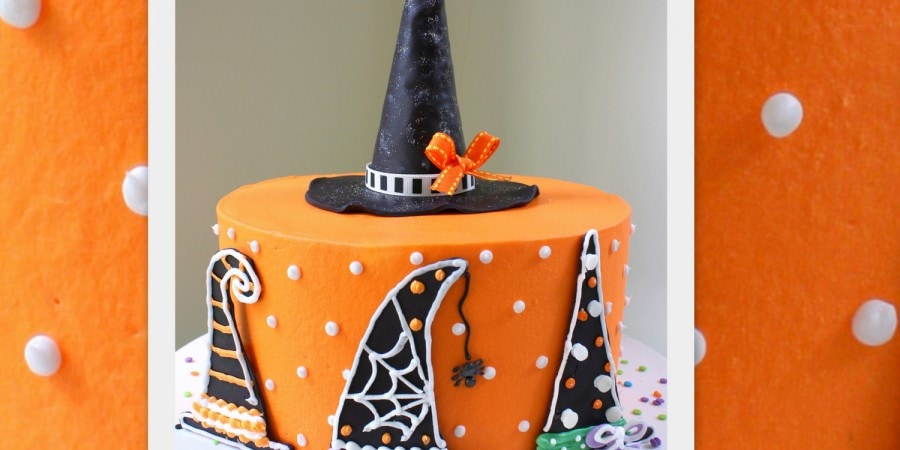 Witch Hats!- A Halloween Blog Tutorial