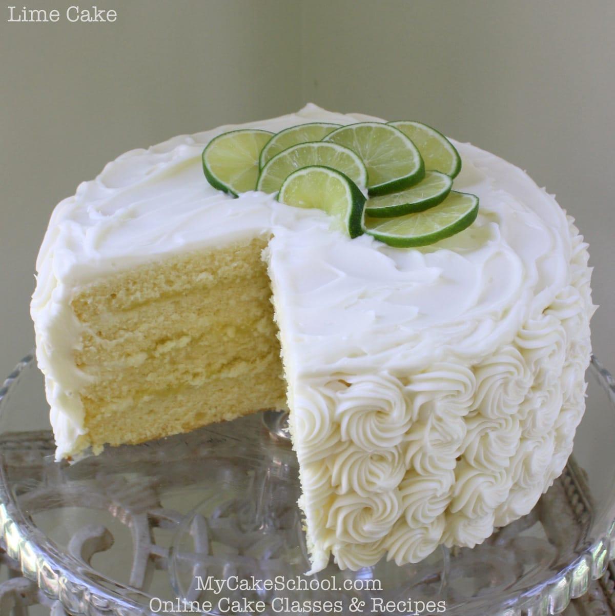 Key Lime Cupcake Recipe Using Cake Mix