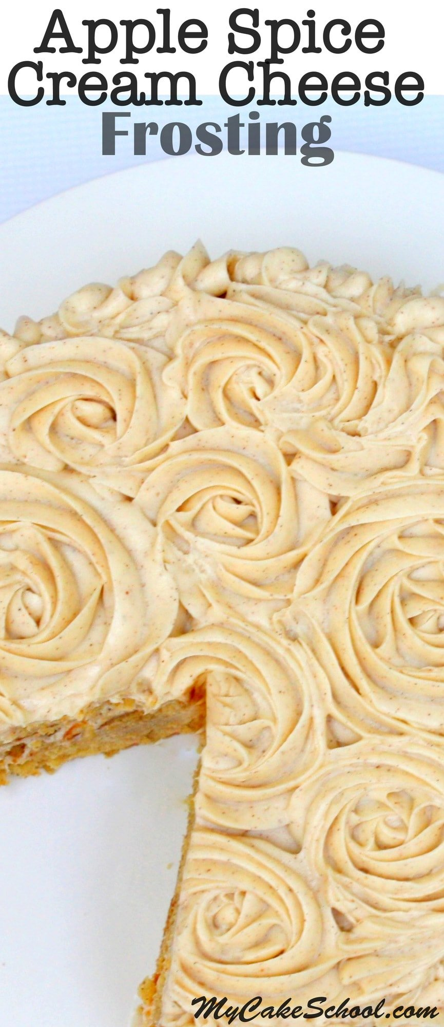 ... Cream Cheese Frosting is Fantastic! The perfect filling and frosting