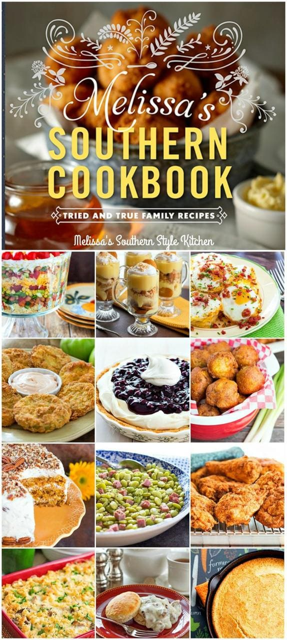 Melissa's Southern Cookbook!