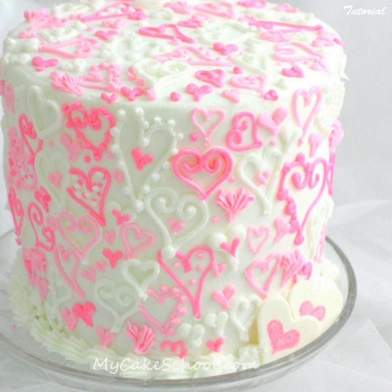 Favorite Valentine S Day Cake Recipes And Tutorials My Cake School