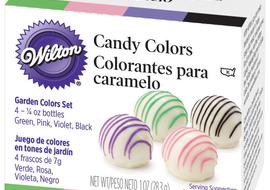 Wilton Candy Colors- Garden Set