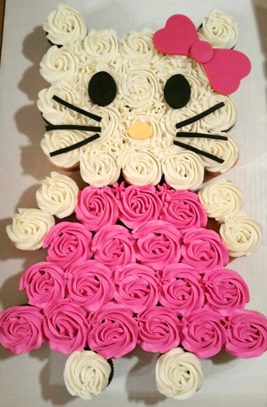 Roundup Of The Best Cupcake Cake Tutorials And Ideas My