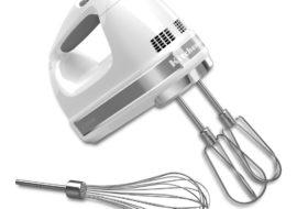 Kitchen Aid 7 Speed Hand Mixer