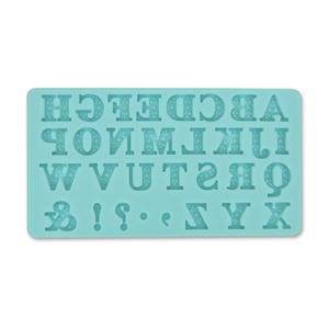 Martha Stewart Alphabet Mold