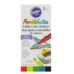 Wilton Food Writer Markers for use with fondant and gum paste