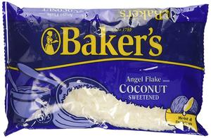 Baker's Flaked Coconut