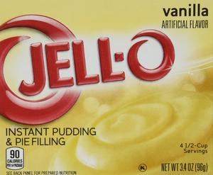 Vanilla Instant Pudding