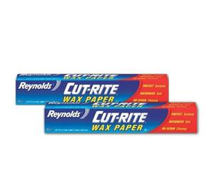 Wax Paper is great to have on hand for cake decorating projects