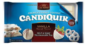 Caniquik candy coating