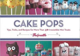 Cake Pops Book by Bakerella