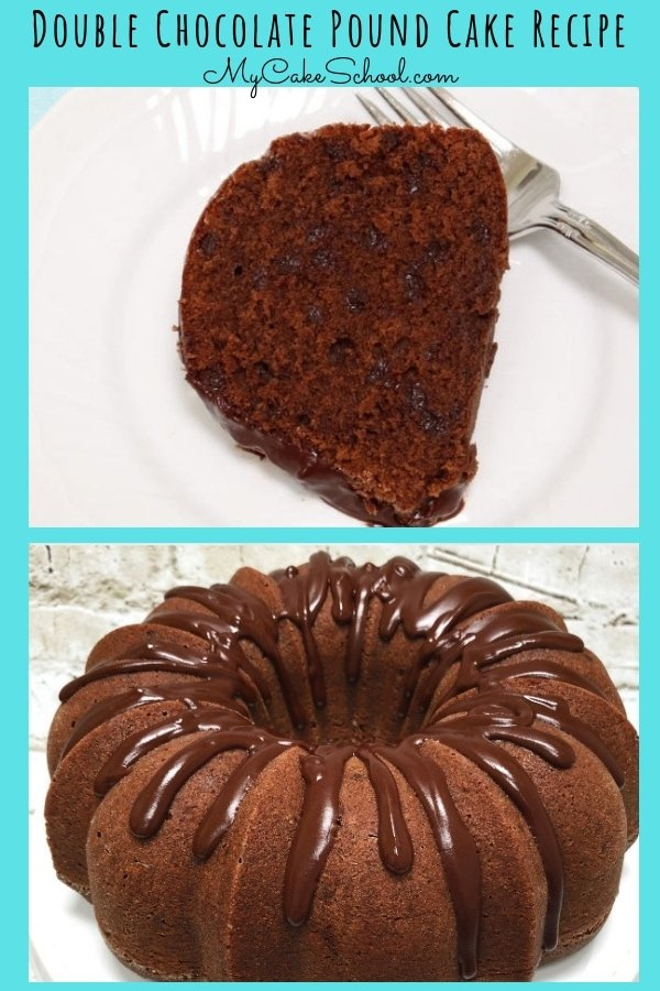 The BEST Chocolate Pound Cake Recipe
